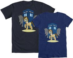 It's WE LOVE FINE WEDNESDAY and we, like you, love Doctor Hooves!    Repin this post and you are entered to win this classic, best-selling My Little Pony tee! Mens and womens sizes are available! Good luck!    Repin & WIN!