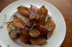 Cebolas caramelizadas com balsâmico | A casa encantada