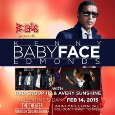 valentine's day r&b concerts