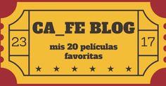 Hola ! Hoy nos ponemos cinefilos y os doy la lista de mis 20 películas favoritas. Que película me recomendáis ? . .  catiferran.blogspot.com  . #cinema #recomendación #blogger #lifestyle #ontheblog