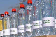 Agua #reforestemos #Patagonia