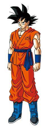 Nuevos diseños y detalles de Dragon Ball Z Fukkatsu no F, Goku.