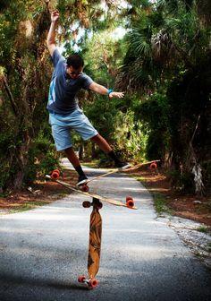Loaded Dervish Balance #skate #longboard