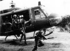 lrrps | LRRP insertion near Cu Chi, Vietnam 1967