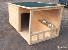 Pallet Dog House, Wooden Dog House, Dog House Plans, Custom Dog Houses, Cool Dog Houses, Outside Dog Houses, Dog Kennel Designs, Large Dog House, Wood Dog