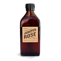 Simple Syrup by DRAM | Juniper Rose – DRAM Apothecary
