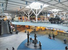 Vancouver International Airport Named Best North American Airport, IMG Cred: The Province
