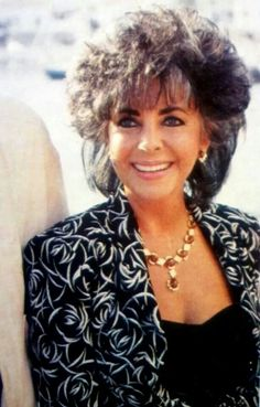 Elizabeth Taylor 1986 (Jewelry Set).....Uploaded By  www.1stand2ndtimearound.etsy.com