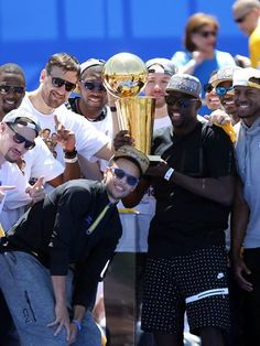 Golden State Warriors championship celebration