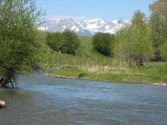 Big Timber, Sweet Grass County, Montana