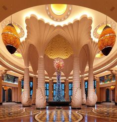 The Palm Atlantis - #Dubai, UAE. Enjoy RUSHWORLD boards, EYE CANDY ARCHITECTURAL MASTERPIECES, UNPREDICTABLE WOMEN HAUTE COUTURE and LULU'S FUNHOUSE. Follow RUSHWORLD! We're on the hunt for everything you'll love!