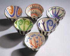 Beautiful designs - Tea Bowls
