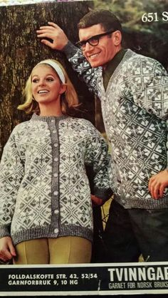Redesign i boka Kofteglede Knitting Patterns, Knitting Ideas, Norwegian Knitting, Chrochet, Sweater Cardigan, Shirt Dress, Sweaters, Mens Tops, Knit Patterns