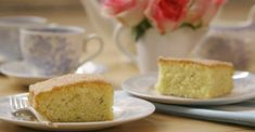 Mary Berry Lemon Verbena Drizzle Cake recipe on Mary Berry's Absolute Favourites