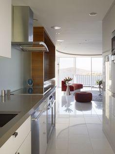 Modern Kitchen Design | Gardner Mohr Architects | Kitchen with wood countertops dark cabinets zen type design | MODERN KITCHENS | Pinterest | Kitchens ... & Modern Kitchen Design | Gardner Mohr Architects | Kitchen with wood ...