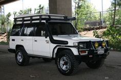 Toyota Land Cruiser Turbo Diesel, Expedition On/Off Road.   Central: Bangkok & Region   SUV / MPV Cars for Sale   Bahtsold.com   Baht&Sold