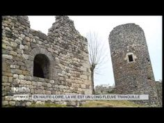 Reportage Arlempdes Midi en france 10032015 - YouTube