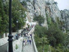 El Castell de Guadalest, Alicante, España