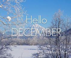 Hello December december december quotes hello december happy december welcome december hello december quotes december quote welcome december quotes first day of december quotes