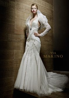 Ysa Makino Bridal Gowns and Wedding Dress Collection   New York