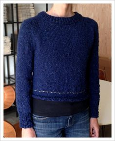 How to improvise a top-down sweater, Prologue: The possibilities are endless