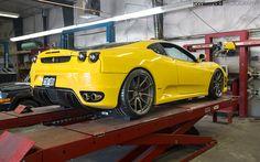 PICS & VIDEOS: My new Ferrari F430 Giallo Modena - 6SpeedOnline - Porsche Forum and Luxury Car Resource