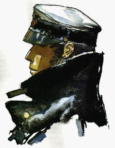 Corto Maltese, dans la bande dessinée d'Hugo Pratt