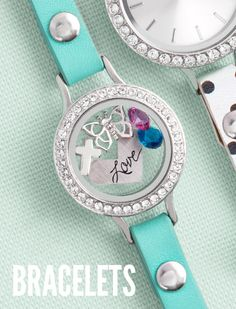 Leather Wrap Bracelets - Origami Owl Custom Jewelry
