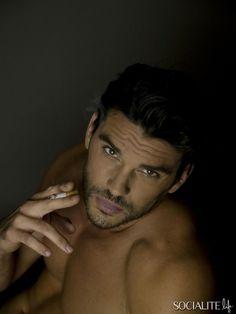 Jean-Francois Poirier Modeling Photos