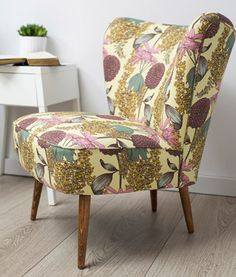 Abigail Borg x Florrie + Bill Botanical Collection cocktail chairs