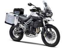TRIUMPH Tiger 800XC 2013 Touratech Equipped