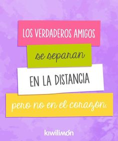 Friendship phrases for True Friends - Modern Great Quotes, Love Quotes, Inspirational Quotes, Happy Day Quotes, Little Bit Of Love, Mr Wonderful, Best Friends Forever, Spanish Quotes, True Friends