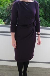 Schnittmusterbesprechung, Pattern Review, Butterick - Kleid 5675