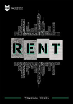 use quotes for buildings! Rent Musical, Musical Theatre Broadway, Broadway Shows, Musical Theatre Quotes, Rent Quotes, Broadway Posters, Theatre Posters, Movie Posters, Theatre Nerds
