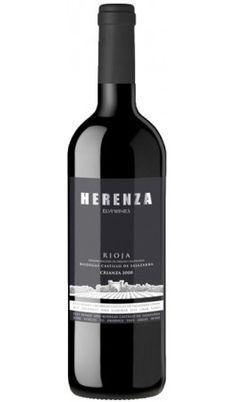 """Kosher Herenza Crianza 2010 - D.O. Rioja Un gran vino con un gran futuro. Uva de la variedad tempranillo, procedente de nuestra viña """"Los Majuelos"""" situada en Sajazarra Variedades: Tempranillo 100%"""