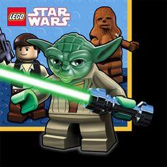 Lego Star Wars Beverage Napkins