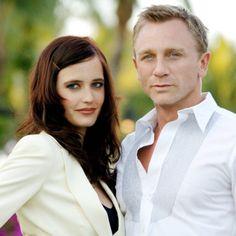 Daniel Craig and Eva Green Casino Royale