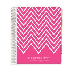 Day Planner by Erin Condren Zig Zag Weekly Life Planner