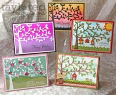 Taylored Expressions Shade Tree Cutting Plate Metal Die Woods Nature | eBay