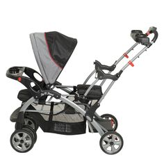 This particular double stroller is one of the most popular models with moms and dads. http://www.williammurchison.com/