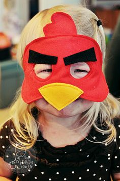 I want to make these! Angry birds