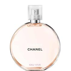 CHANCE EAU VIVE  Eau de toilette  Perfume - Chanel - Radiant with energy, the vibrant floral fragrance sweeps you into a lively whirlwind of happiness for a chance encounter.