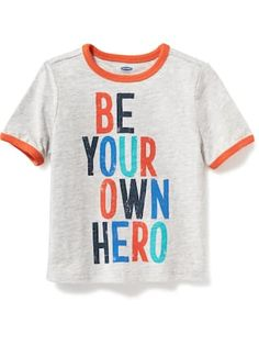 7b15ad961b1 Graphic Crew-Neck Tee for Toddler Boys