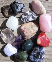 Rock identification (including polished rocks!) for a Rocks & Minerals unit