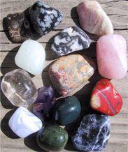 Rock identification (including polished rocks!) for a Rocks & Minerals unit