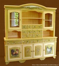 декупаж кухонной мебели своими руками фото: 17 тыс изображений найдено в Яндекс.Картинках