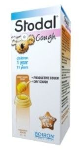 Boiron Stodal Children's Cough Syrup Sugar Free $10.99 - from Well.ca
