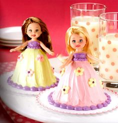 The Two Savvy Sisters: Cupcake Recipe Of The Week~Little Princesses