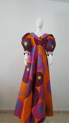 African Attire, African Dress, Ankara Dress, Greyish Blue, Ankara Styles, Maxis, Yellow Black, African Fashion, Favorite Color