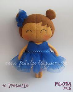 """Fabulita Dolls muñecas hechas a mano con el patrón del maravilloso libro """"Tilda's box toys"""" de Tone Finnange TILDA SWEETHEART Edición numerada #0 - CONTACTO: carmenmissfabulas@gmail.com"""